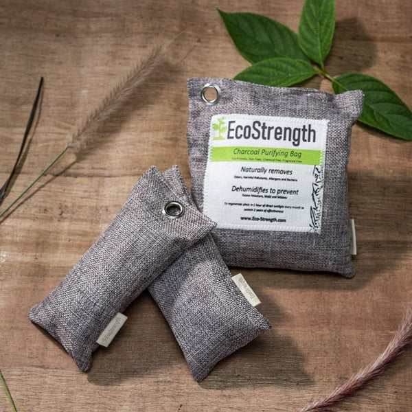 EcoStrength - Charcoal Deodorizing Bags-EcoStrength-Grassroots Baby