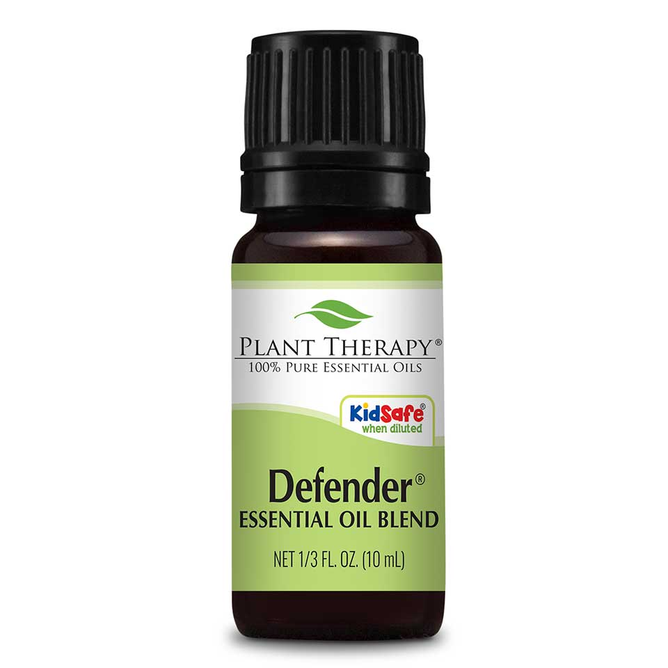 Plant Therapy - Defender KidSafe Essential Oil Blend - Grassroots Baby
