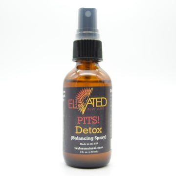 Elevated - Pits! Detox Balancing Spray