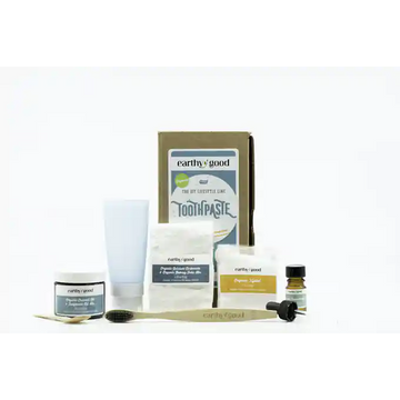 Earthy Good - DIY Toothpaste Kit