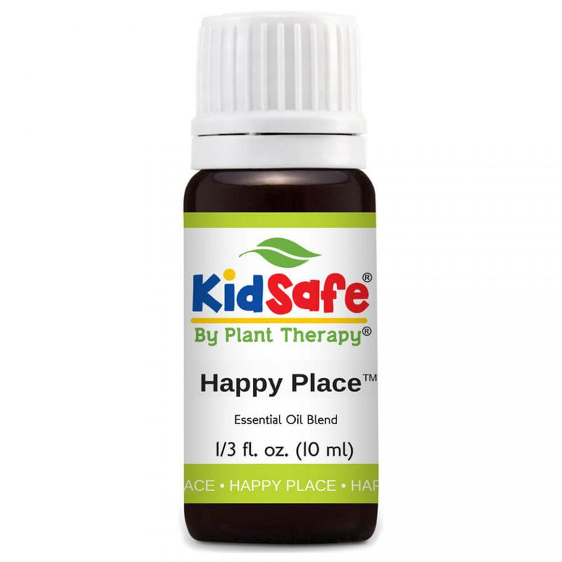 Plant Therapy - Happy Place KidSafe Essential Oil Blend (10mL)