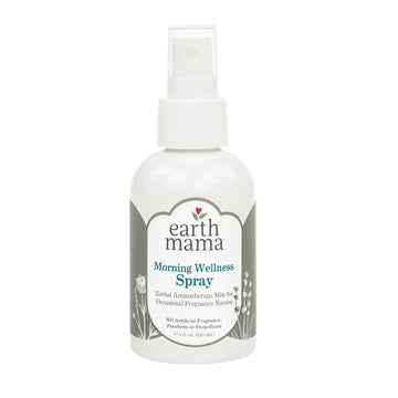 Earth Mama - Morning Wellness Spray
