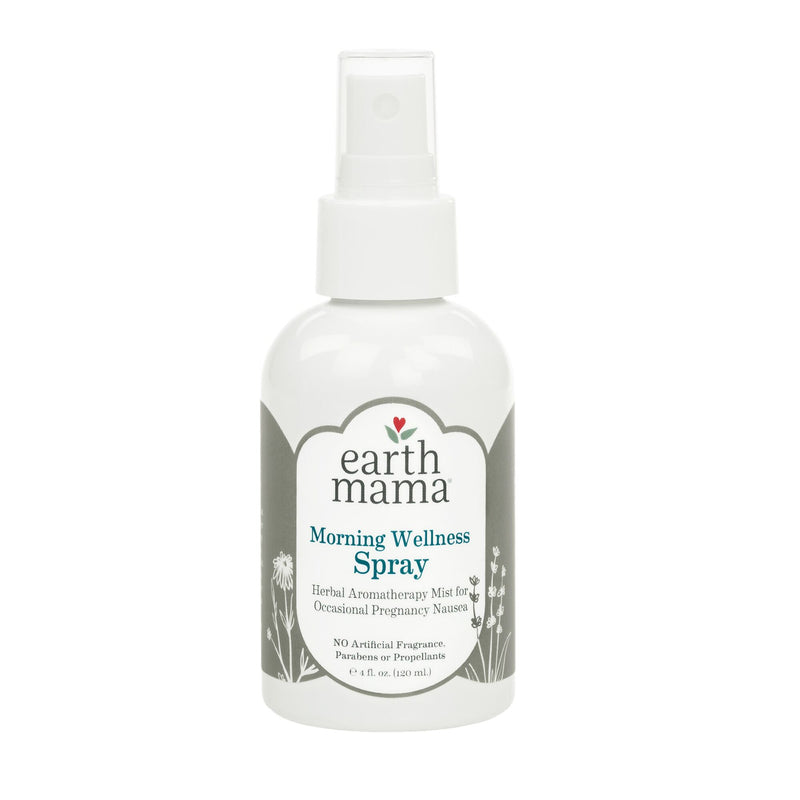 Earth Mama - Morning Wellness Spray - Grassroots Baby