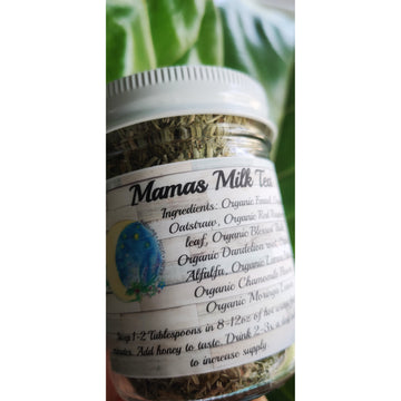 Blessing Moon Herbs - Mamas Milk Tea
