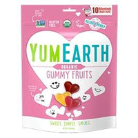 YumEarth - Organic Valentine's Fruit Snacks-YumEarth-Grassroots Baby
