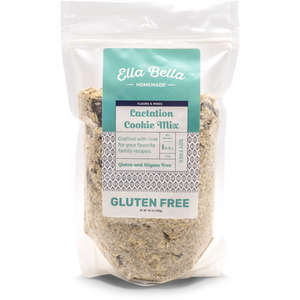 Ella Bella - (Gluten Free) Lactation Cookie Mix - Grassroots Baby