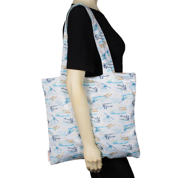 Smart Bottoms - Tote - Grassroots Baby