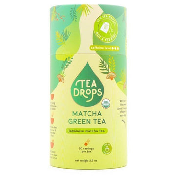 Tea Drops - Matcha Green Tea