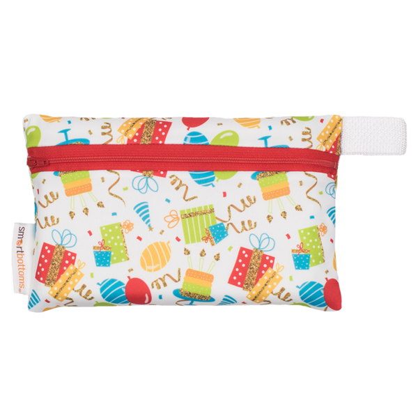 Smart Bottoms - Wet Bag (Mini)-Smart Bottoms-Birthday Party-Grassroots Baby