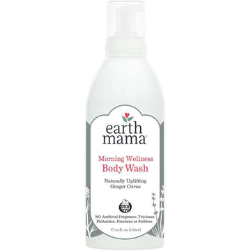 Earth Mama - Morning Wellness Body Wash*