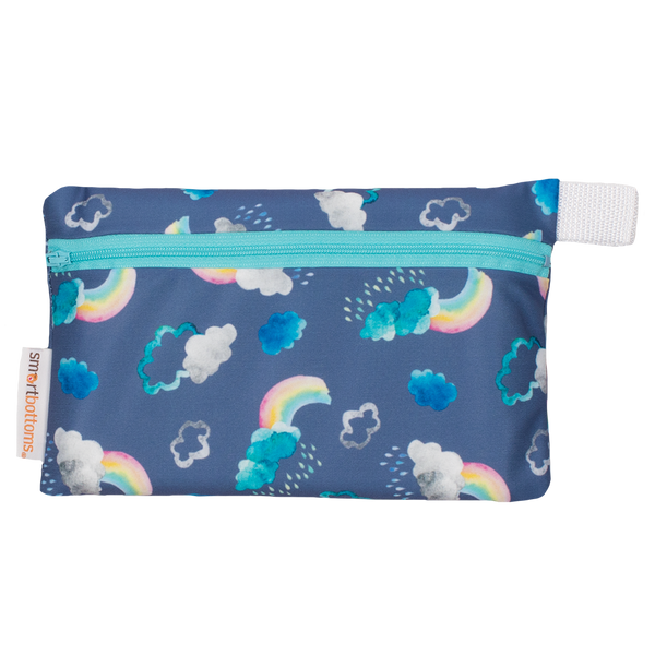 Smart Bottoms - Wet Bag (Mini)-Smart Bottoms-Over The Rainbow-Grassroots Baby