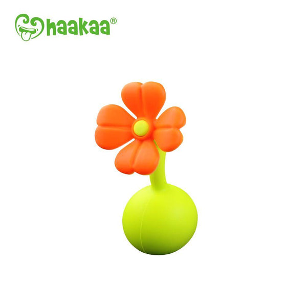 Haakaa - Breast Pump Flower Stopper - Grassroots Baby