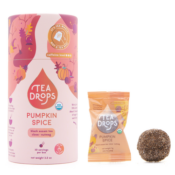 Tea Drops - Pumpkin Spice