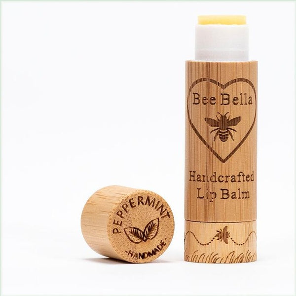 Bee Bella - Lip Balm (Peppermint)