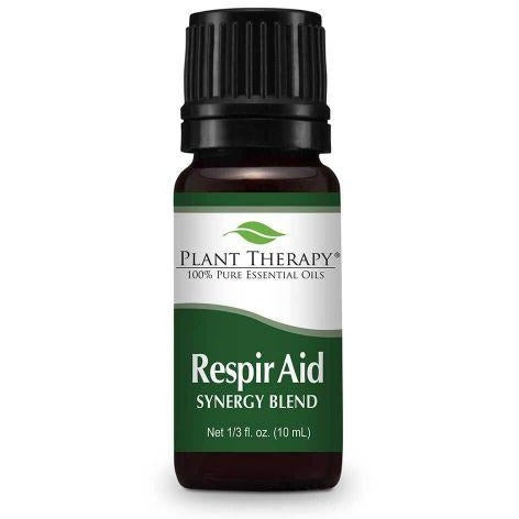 Plant Therapy - Respir Aid Synergy Essential Oil 10 mL - Grassroots Baby