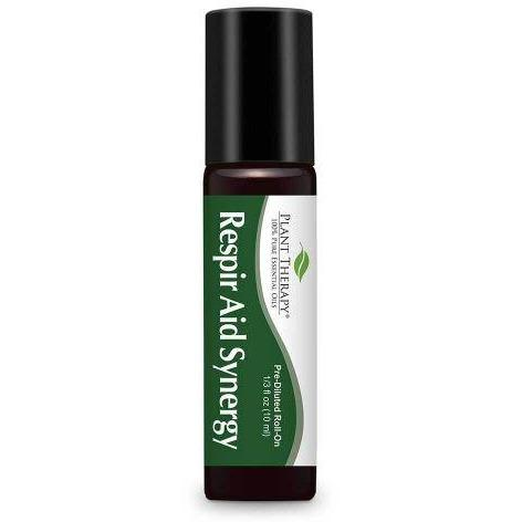 Plant Therapy - Respir Aid Blend-Plant Therapy-10ml Pre-Diluted Roll On-Grassroots Baby