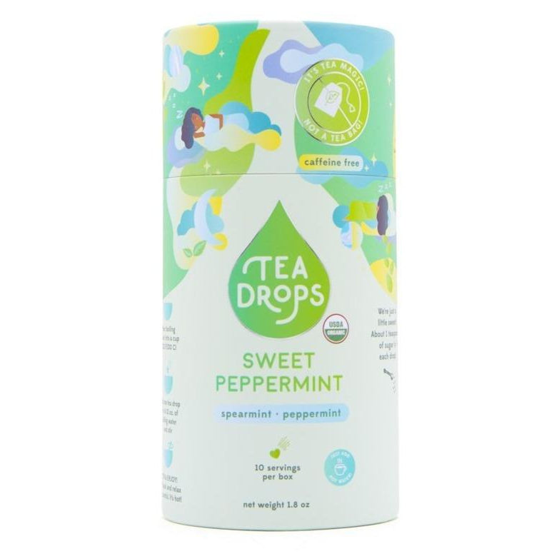 Tea Drops - Sweet Peppermint