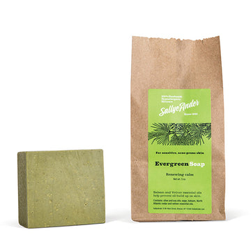 SallyeAnder - Evergreen Soap