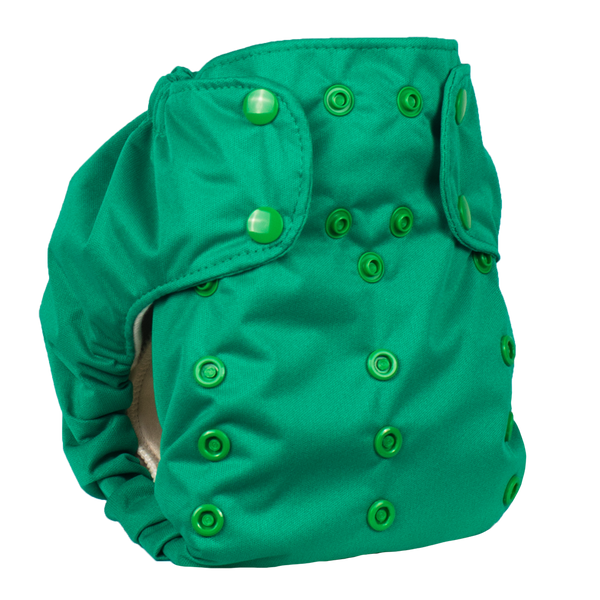 Smart Bottoms - Smart One 3.1 AIO-Smart Bottoms-Green-Grassroots Baby