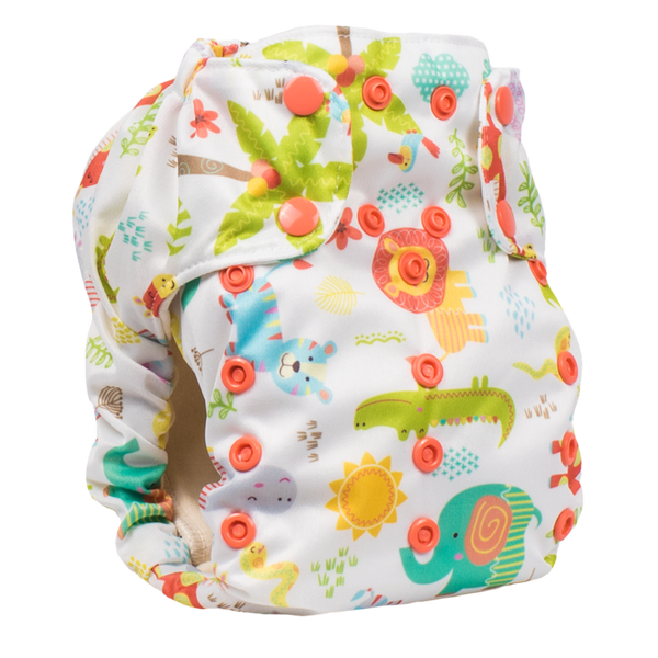 Smart Bottoms - Smart One 3.1 AIO-Smart Bottoms-Wild About You-Grassroots Baby