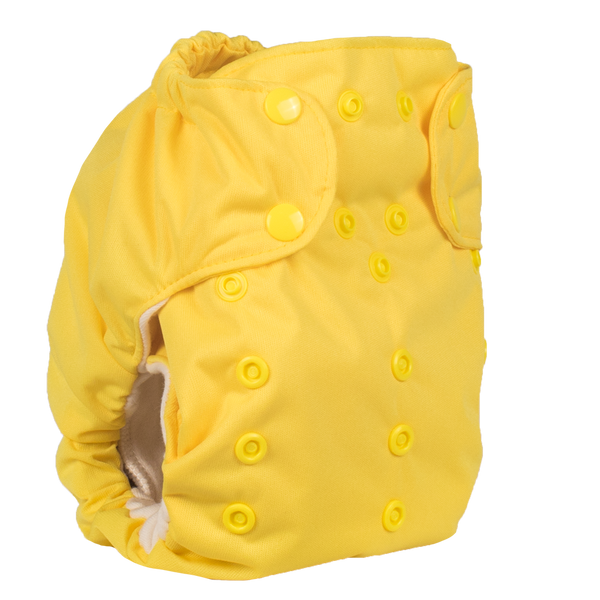 Smart Bottoms - Smart One 3.1 AIO-Smart Bottoms-Yellow-Grassroots Baby
