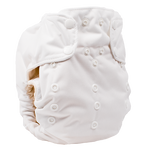 Smart Bottoms - Smart One 3.1 AIO-Smart Bottoms-White-Grassroots Baby