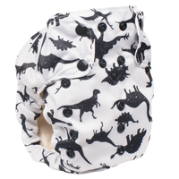 Smart Bottoms - Smart One 3.1 AIO-Smart Bottoms-Rawr-Grassroots Baby