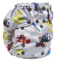 Smart Bottoms - Smart One 3.1 AIO-Smart Bottoms-Dragon Dreams-Grassroots Baby
