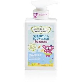 Jack N' Jill Kids - Shampoo & Body Wash (Sweetness)