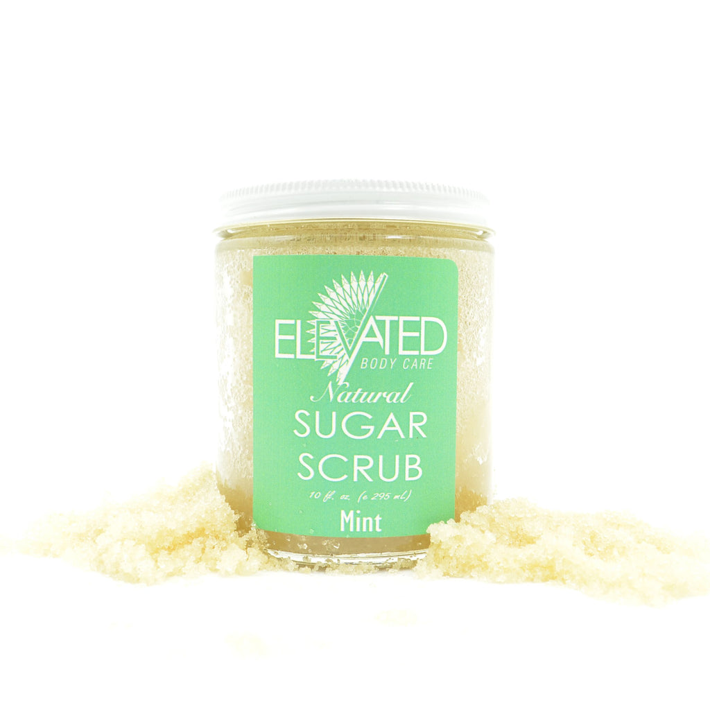 Elevated - Natural Sugar Scrub