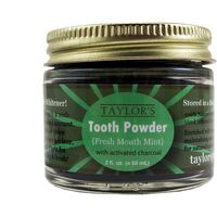 Elevated - Activated Charcoal Tooth Powder - Grassroots Baby