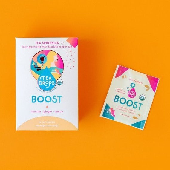 Tea Drops - Tea Sprinkles (Boost) - Grassroots Baby