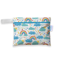 Thirsties - Wet Bag (Mini)-Thirsties-Rainbow-Grassroots Baby
