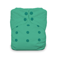 Thirsties - Stay Dry Natural AIO (One Size)-Thirsties-Seafoam-Grassroots Baby