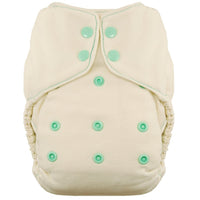 Thirsties - Natural Fitted (One Size) - Grassroots Baby