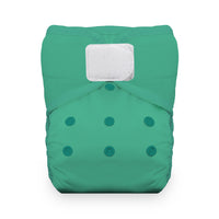Thirsties - H&L Natural Pocket (One Size)-Thirsties-Seafoam-Grassroots Baby