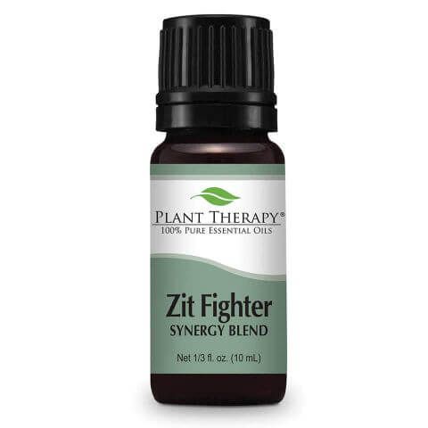Plant Therapy - Zit Fighter Blend-Plant Therapy-10ml Undiluted Bottle-Grassroots Baby