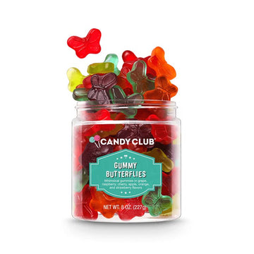 Candy Club - Gummy Butterflies