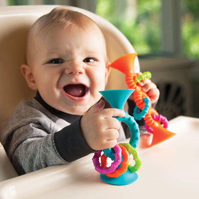 Fat Brain Toys - Pip Squigz Loops - Grassroots Baby