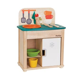 PlanToys - Sink & Fridge-PlanToys-Grassroots Baby