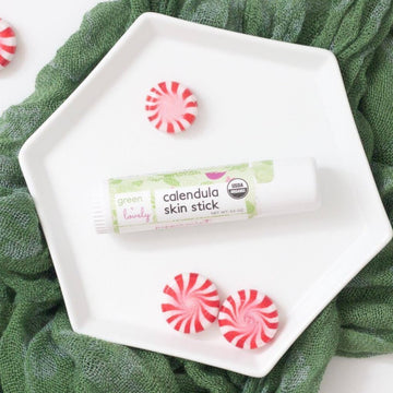 Green + Lovely - Calendula Skin Sticks
