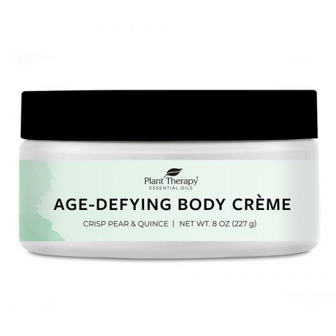 Plant Therapy - Age-Defying Body Creme (Crisp Pear & Quince)