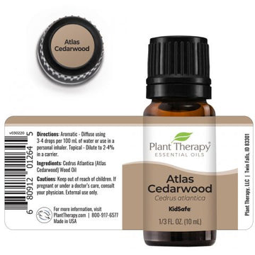 Plant Therapy - Atlas Cedarwood