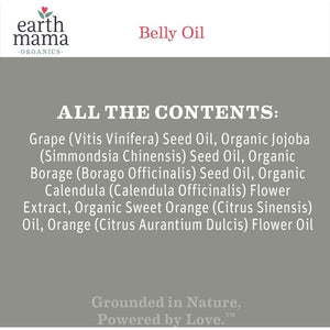Earth Mama - Belly Oil - Grassroots Baby