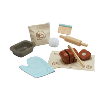 PlanToys - Bread Loaf Set-PlanToys-Grassroots Baby