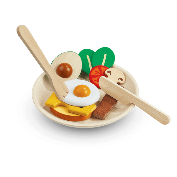 PlanToys - Breakfast Set