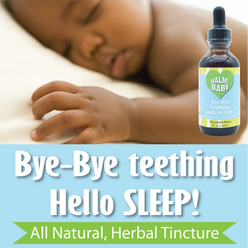 BALM! Baby - Bye-Bye Teething Hello Sleep