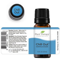 Plant Therapy - Chill Out (Let It Go) Blend-Plant Therapy-10ml Undiluted Bottle-Grassroots Baby