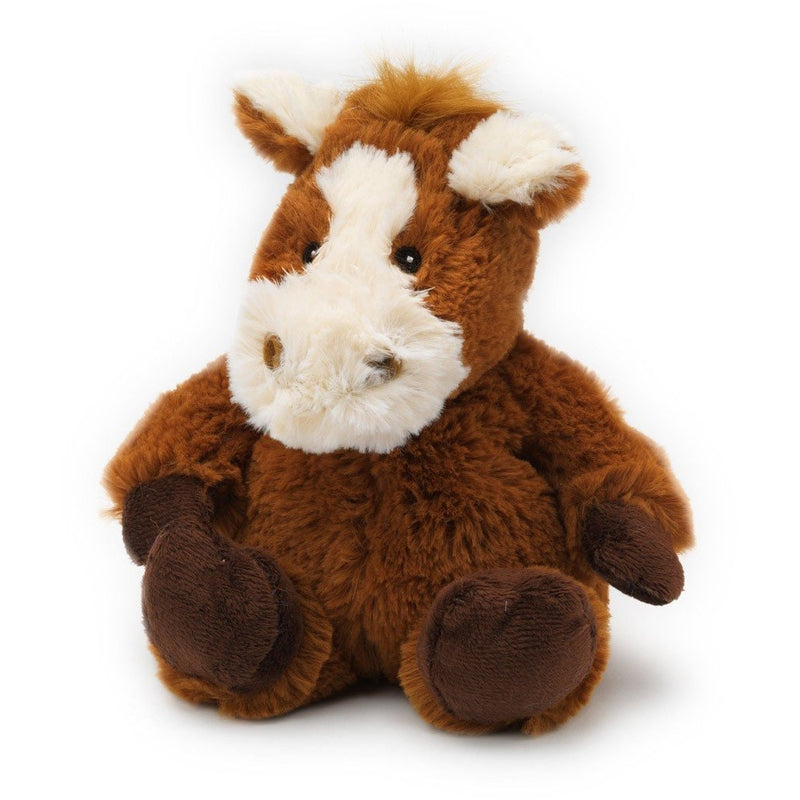 Warmies - Junior Cozy Plush Horse