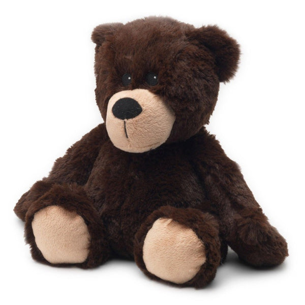 Warmies - Cozy Plush Brown Bear - Grassroots Baby